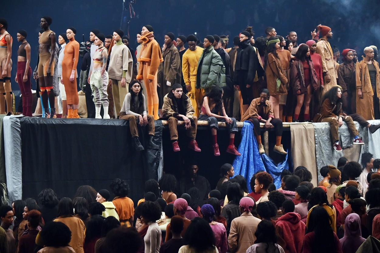 Kanye West's Yeezy Season 3 Event: A
