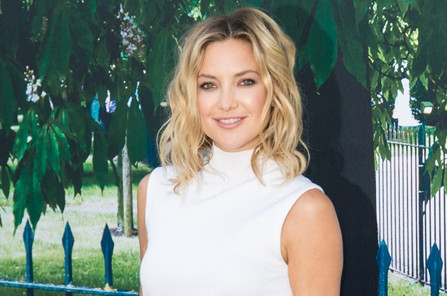 Kate Hudson attends the Serpentine Gallery Summer Party 2015