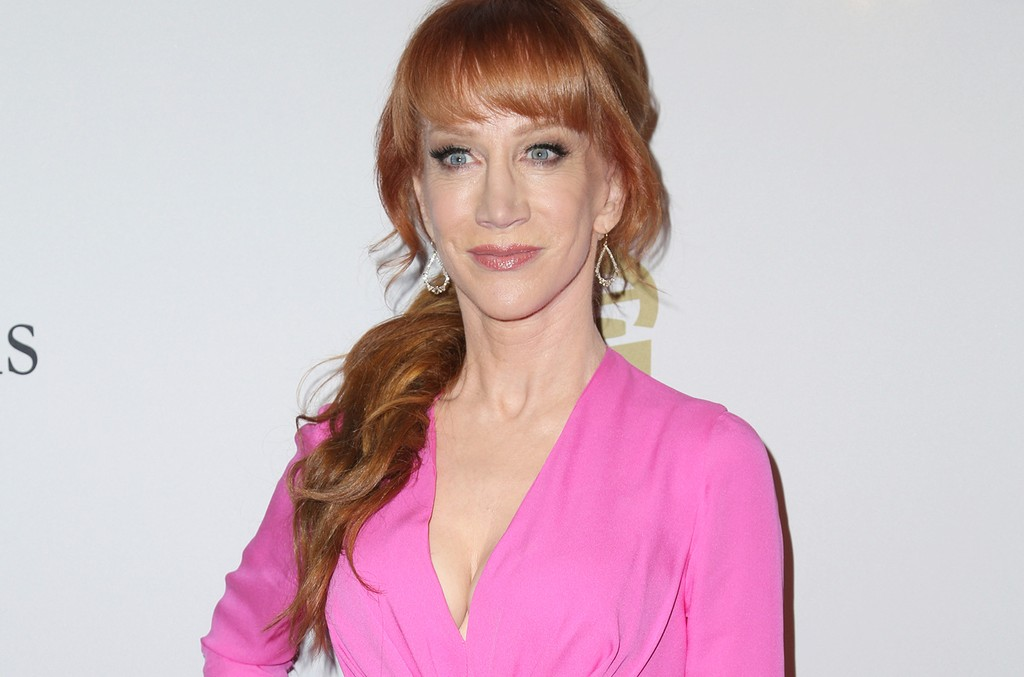 Kathy Griffin attends the Clive Davis and The Recording Academy Pre-Grammy Gala at The Beverly Hilton Hotel on Feb. 11, 2017, in Beverly Hills, Calif.