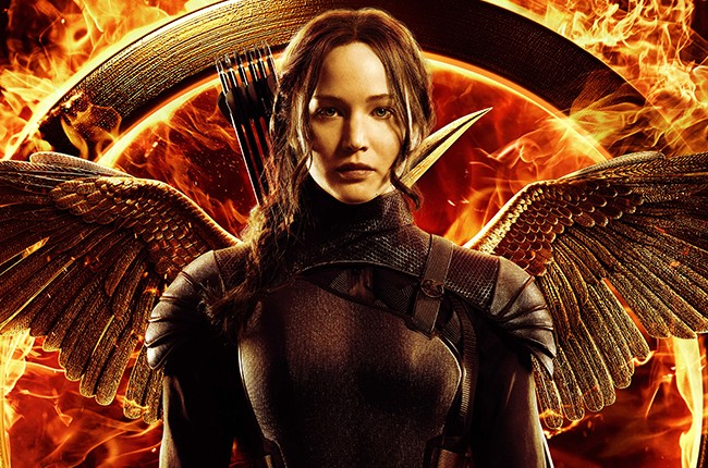 The Hunger Games: Mockingjay poster