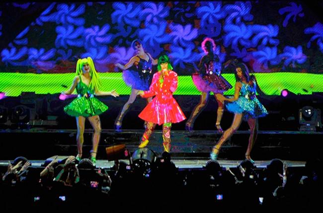 Katy Perry -- 2014 BBMAs