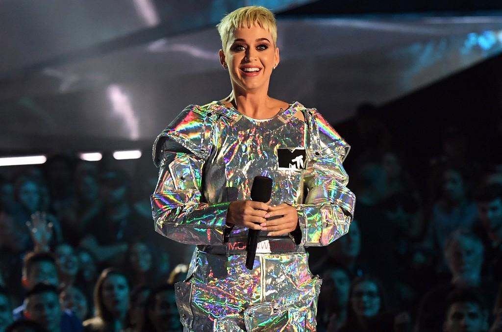 Katy Perry, 2017 MTV VMAs