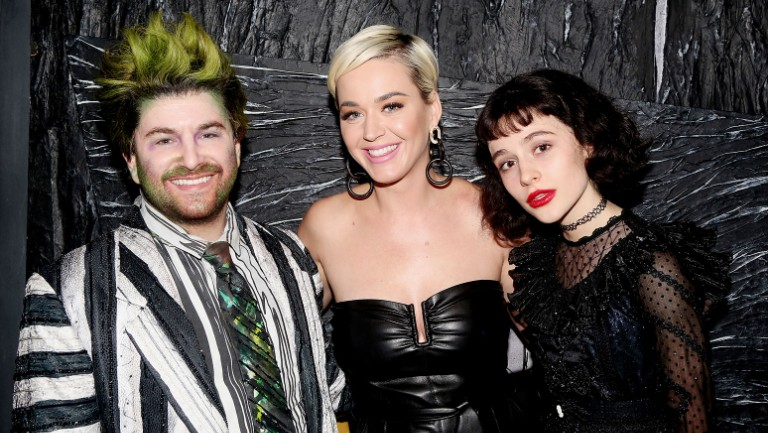 What S It Like When Katy Perry Visits Your Musical Broadway Stars Share Their Favorite Celebrity Guest Stories Billboard