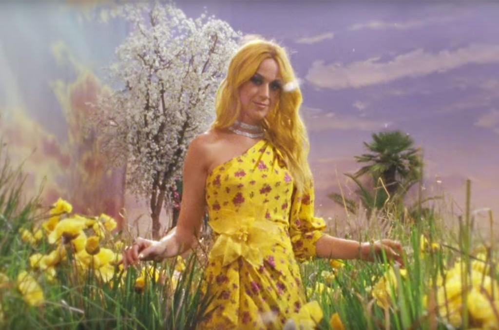 "Calvin Harris ft. Pharrell Williams, Katy Perry, Big Sean ""Feels"""