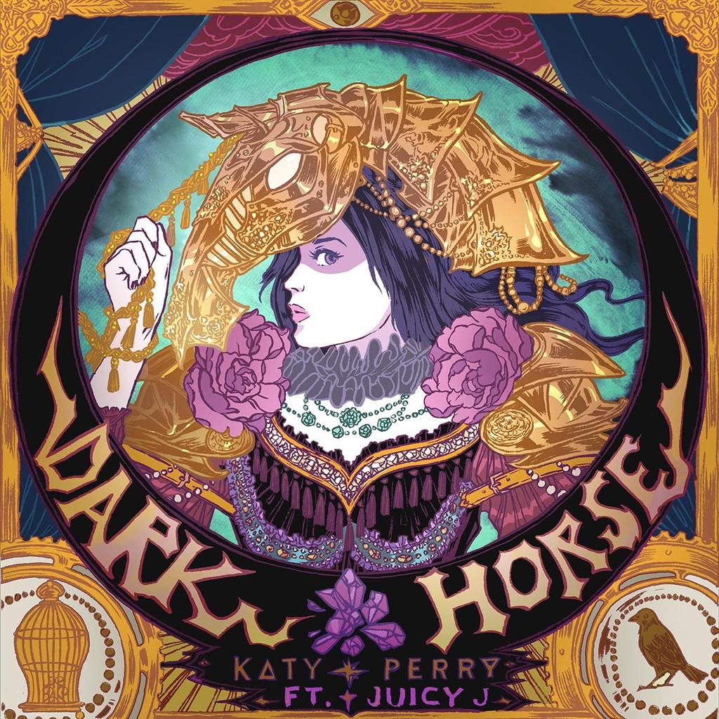 """""""Dark Horse"""" Katy Perry featuring Juicy J"""