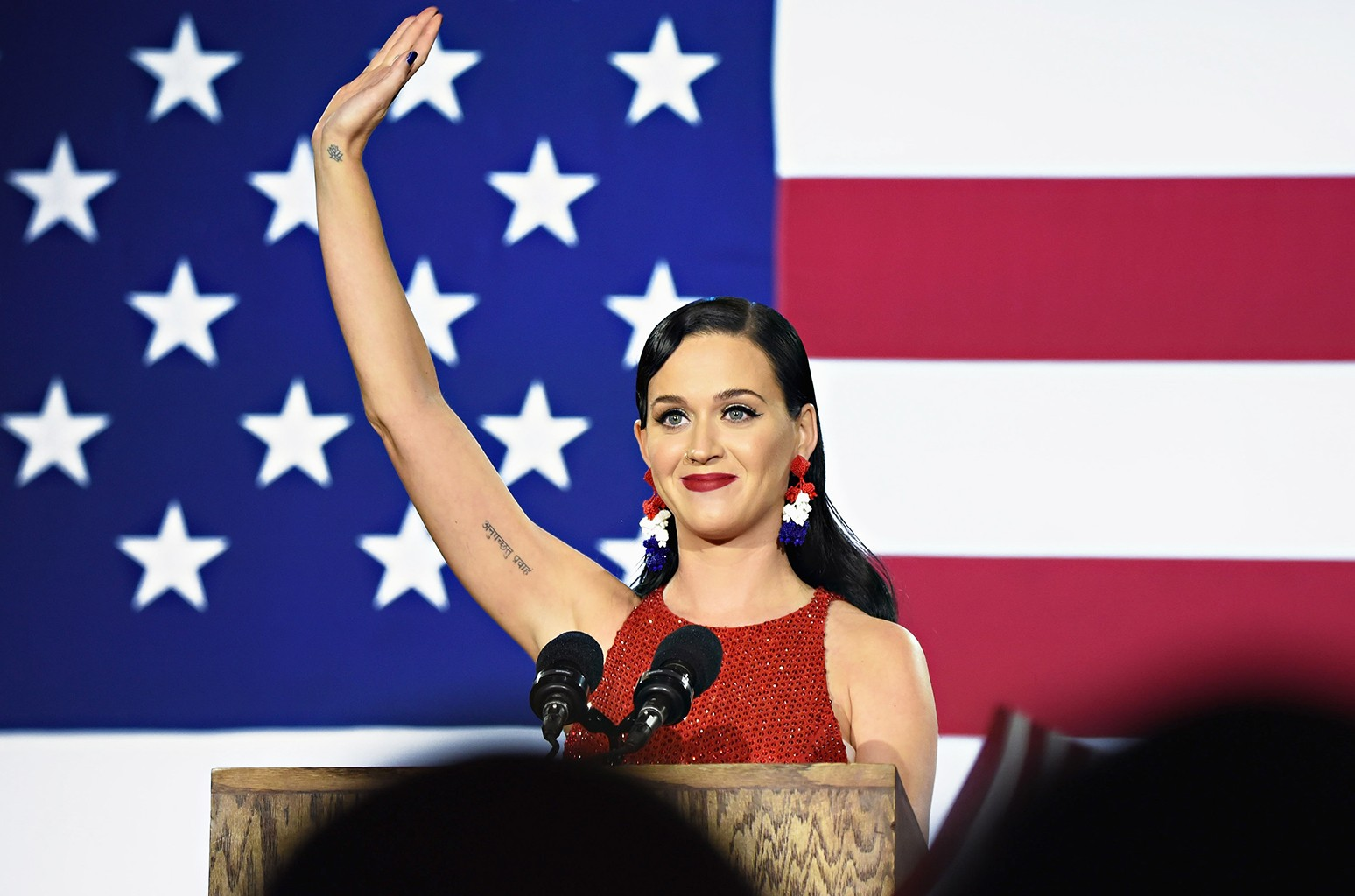 Katy Perry in 2016