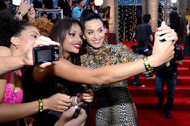Katy Perry & Fans