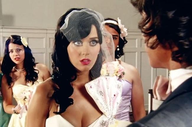 Katy Perry, 2008.