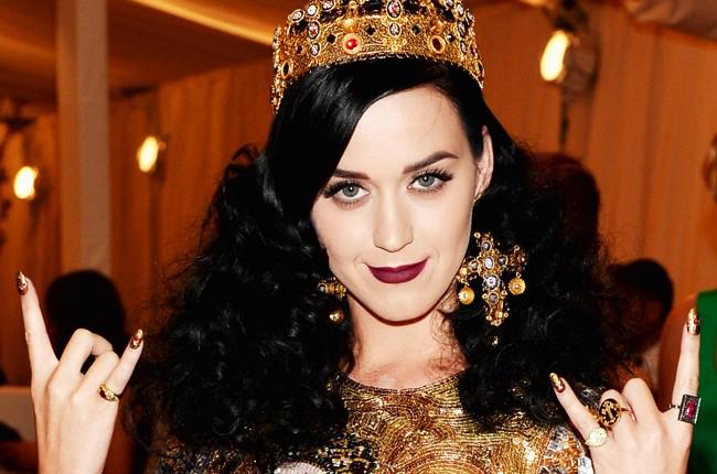 Katy Perry -- Met Gala