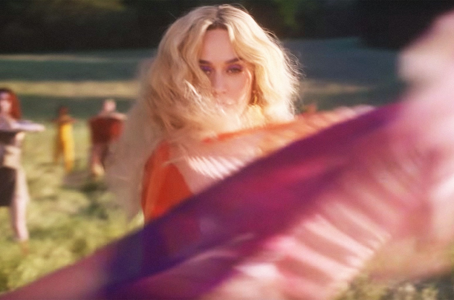 "Katy Perry, ""Never Really Over"""
