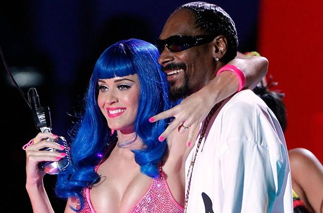 Katy Perry Snoop Dogg