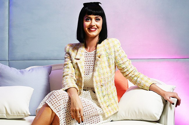 Katy Perry photographed on March 5, 2014 in Sydney.