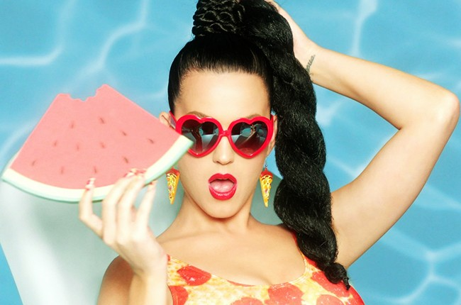 "Katy Perry's ""This Is How We Do"" video"