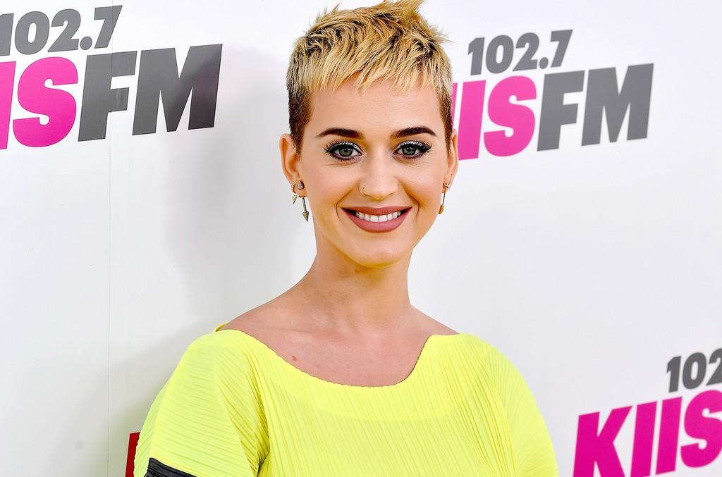 Katy Perry attends 102.7 KIIS FM's 2017 Wango Tango at StubHub Center on May 13, 2017 in Carson, Calif.