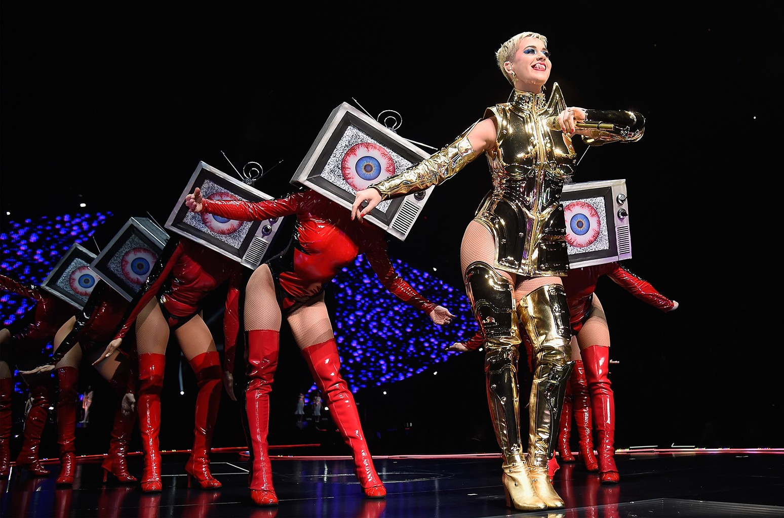 Katy Perry, 2017