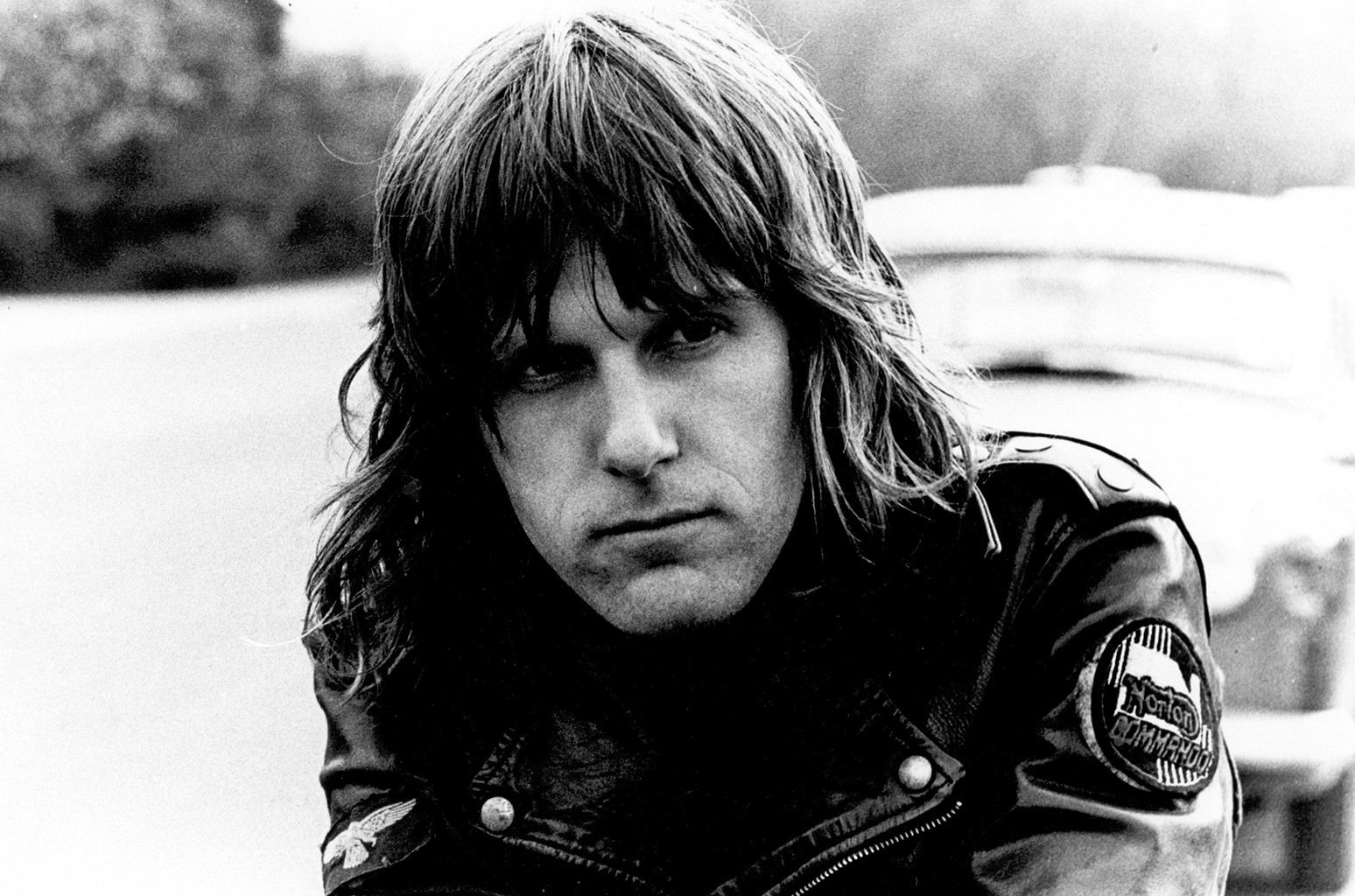 Keith Emerson photographed circa 1970.