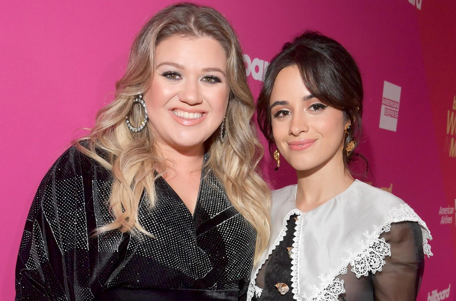 Kelly Clarkson & Camila Cabello