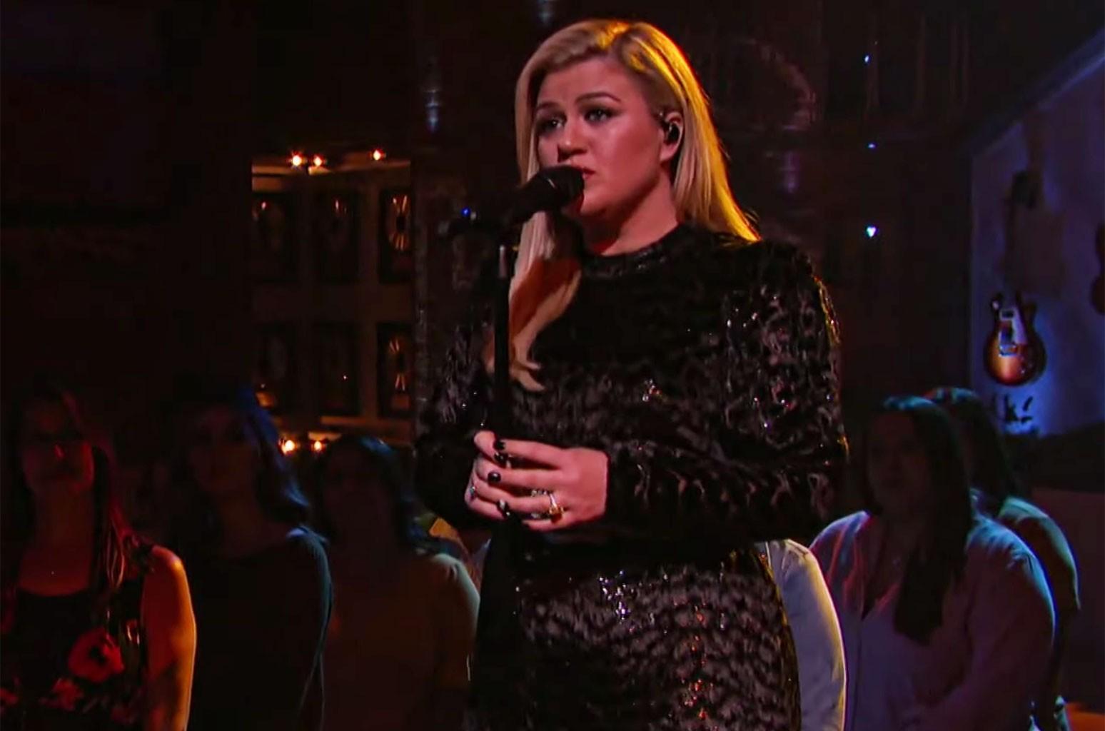 Kelly Clarkson Brandi Carlile