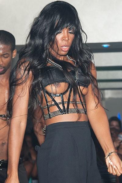 Kelly Rowland, 2011.