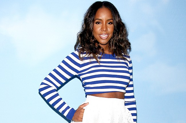 Kelly Rowland photographed on March 20, 2015 in New York City