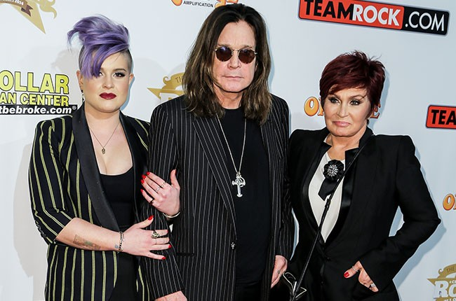 The Osbourne Family