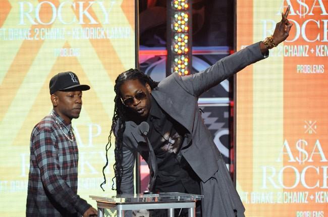 Kendrick Lamar, 2 Chainz, BET Hip-Hop Awards