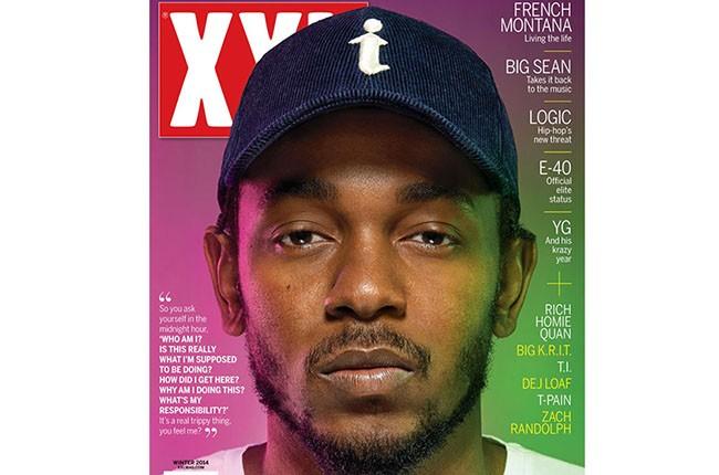 Kendrick Lamar XXL