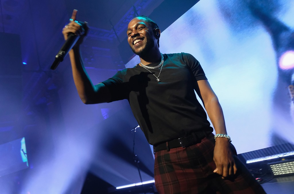 Kendrick Lamar, Rihanna's 3rd Annual Diamond Ball 2017