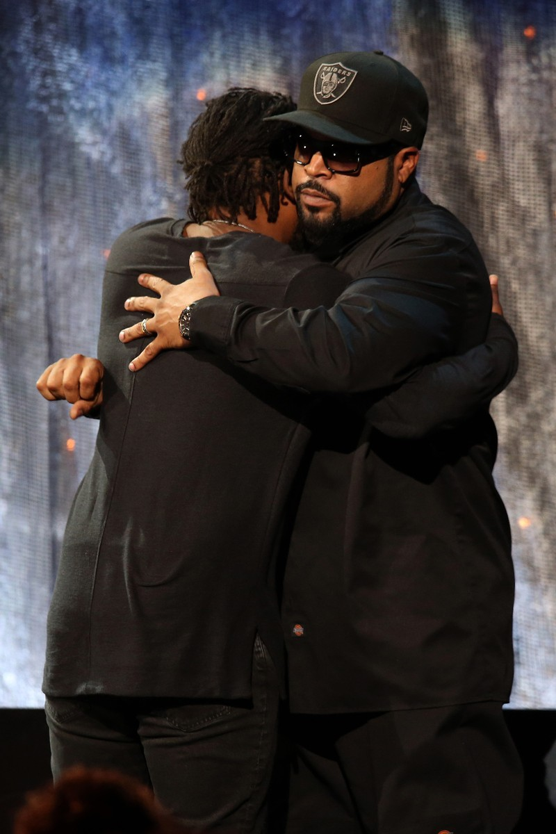 Kendrick Lamar & Ice Cube