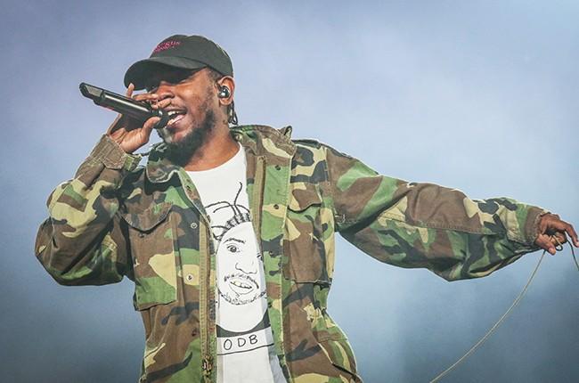 Kendrick Lamar 2016