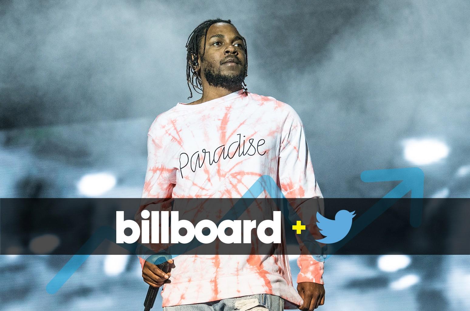 Kendrick Lamar performs at Austin City Limits Music Festival
