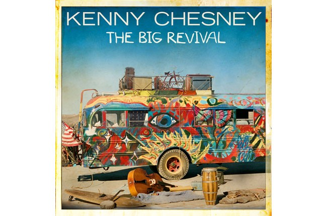 Kenny Chesney, 'The Big Revival'