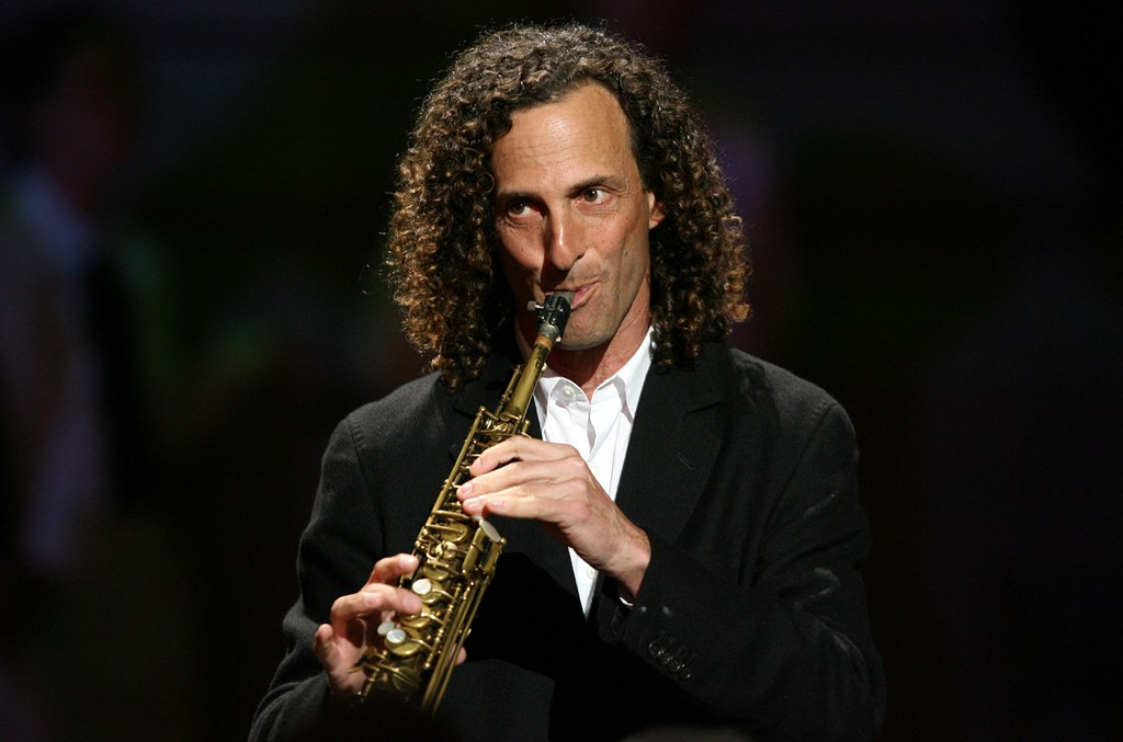 Kenny G during George Lopez Hosts National Kidney Foundation Gala - Show in Los Angeles.