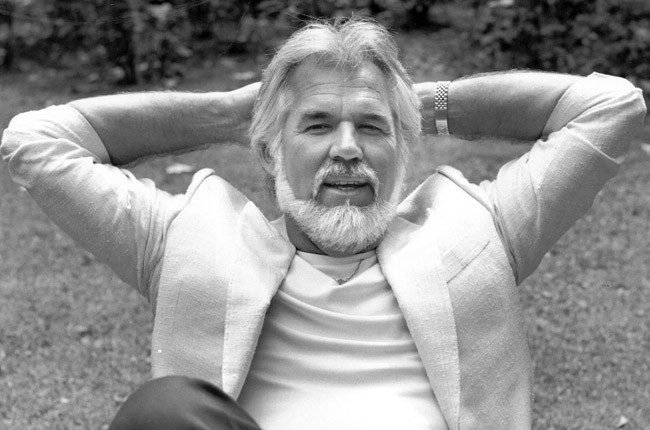 Kenny Rogers in 1985