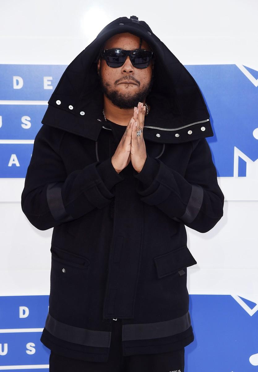 Kent Jones attends the 2016 MTV Video Music Awards