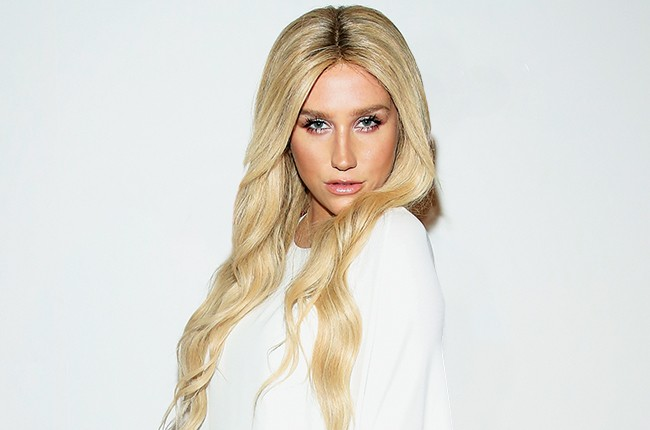 Kesha photographed at the 9th Annual Delete Blood Cancer Gala