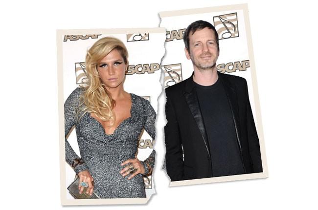 Kesha and Dr. Luke