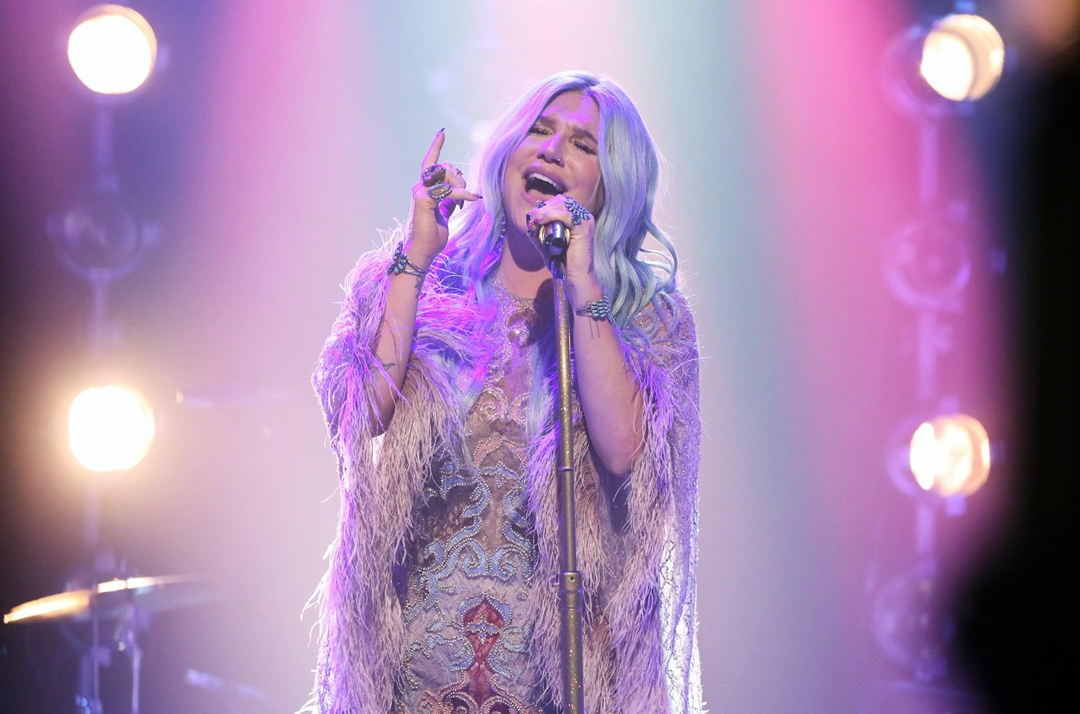 Kesha, 2017