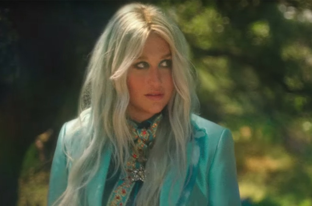 Kesha, 'Learn To Let Go'