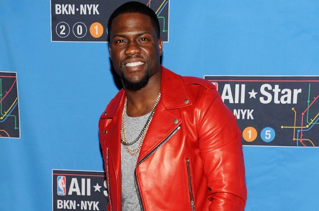 Kevin Hart attends State Farm All-Star Saturday Night during the NBA All-Star Weekend 2015
