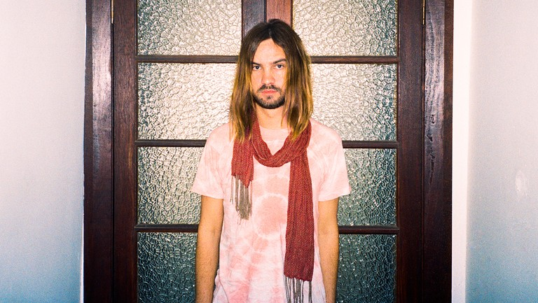 <p>Kevin Parker of Tame Impala</p>