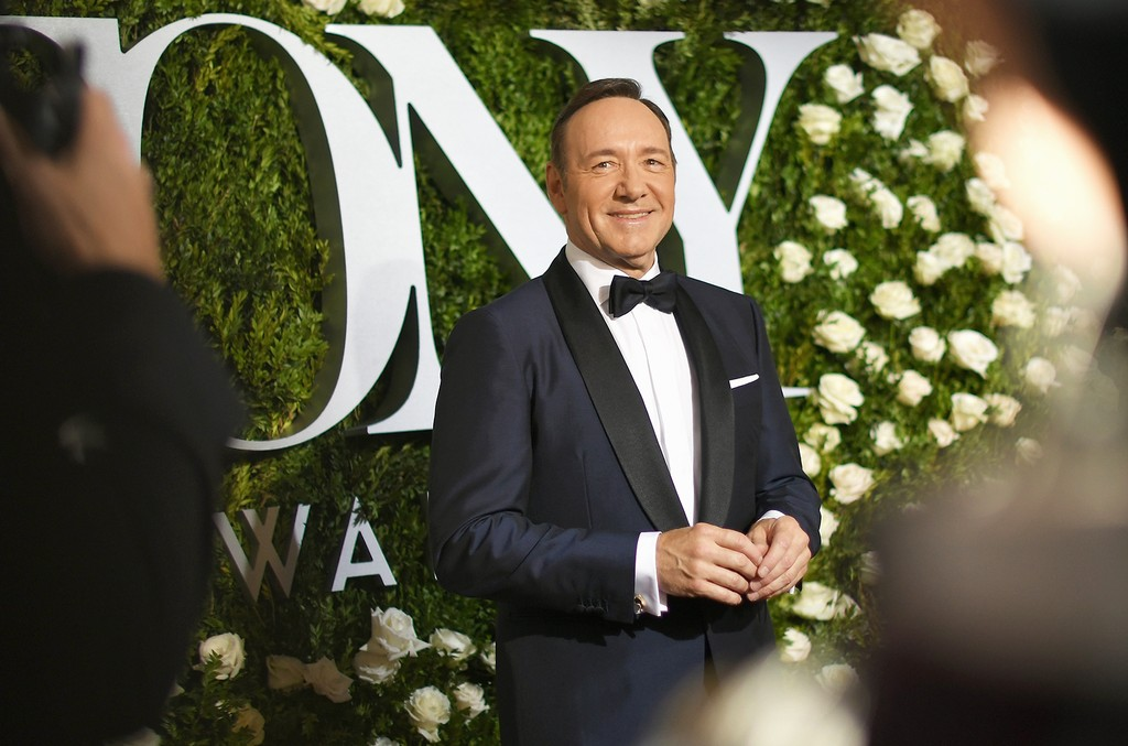 Kevin Spacey, 2017 Tony Awards