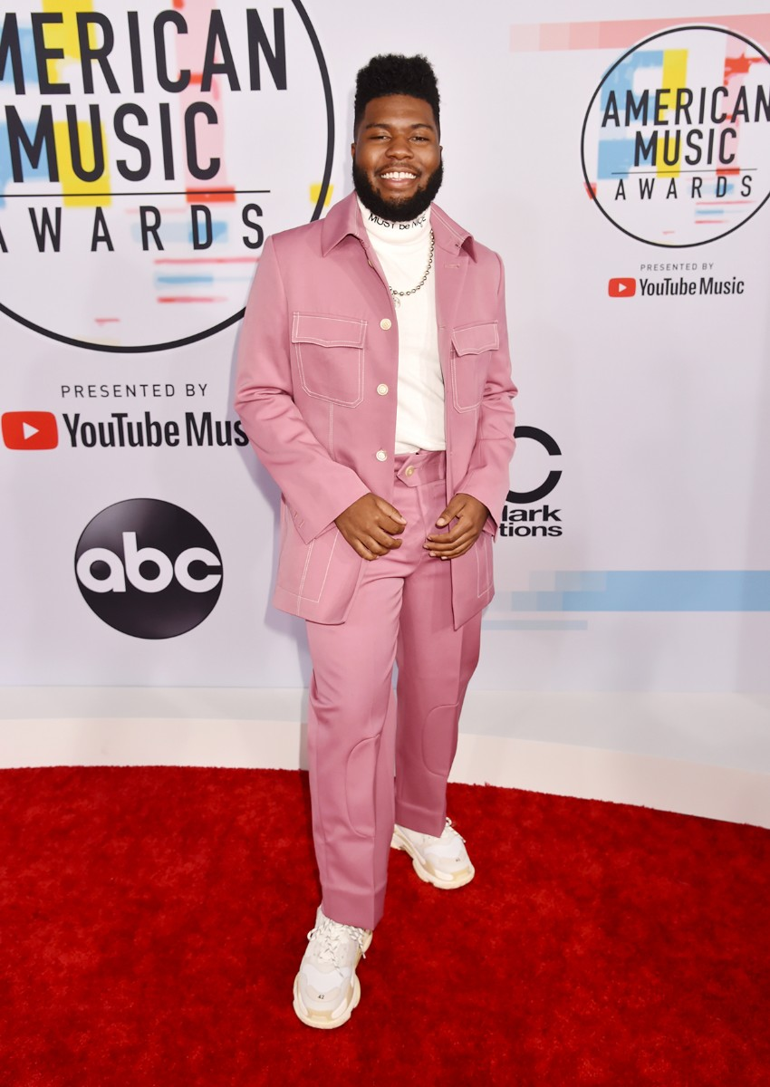 Khalid, American Music Awards