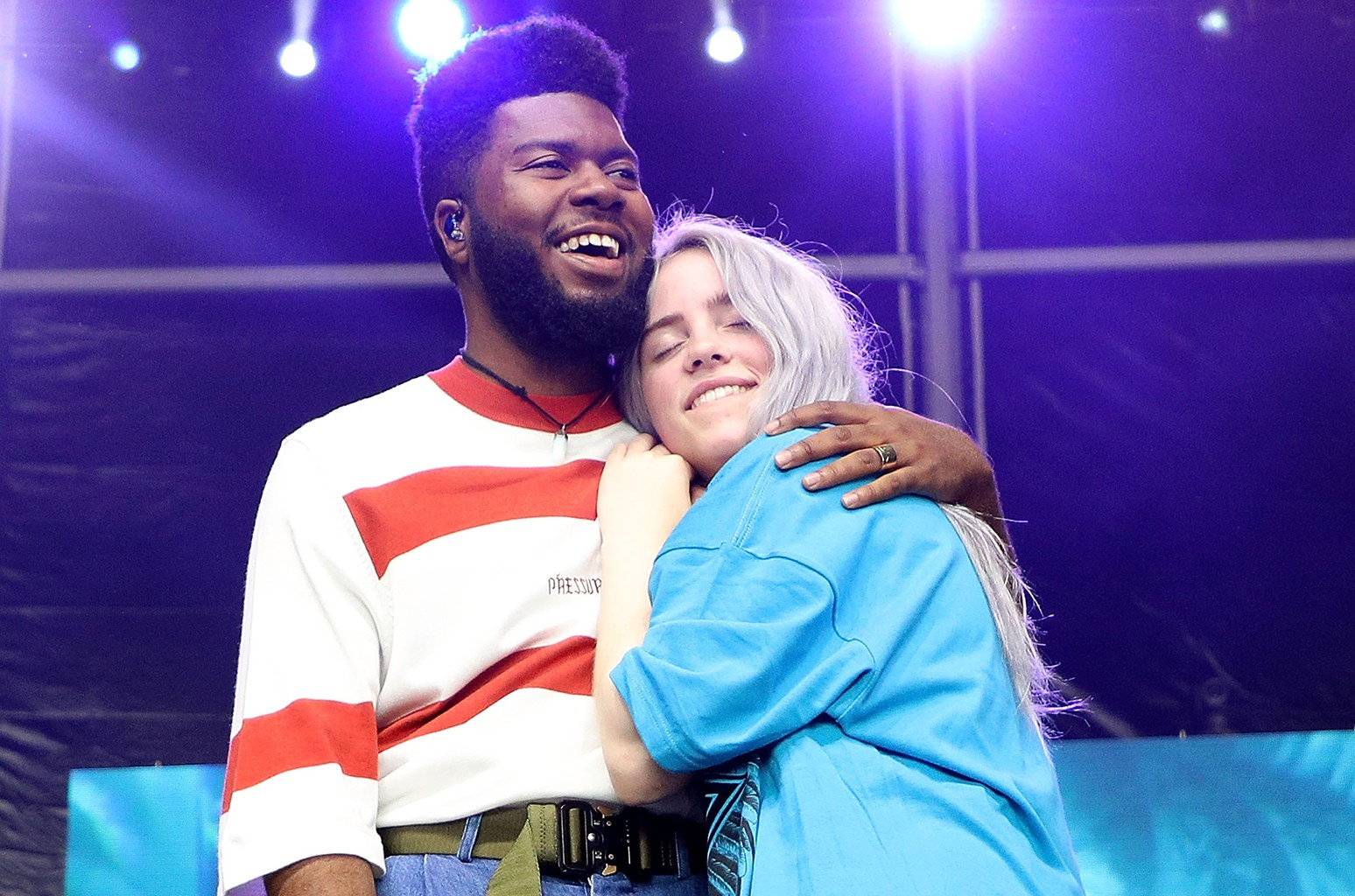 Khalid Billie Eilish