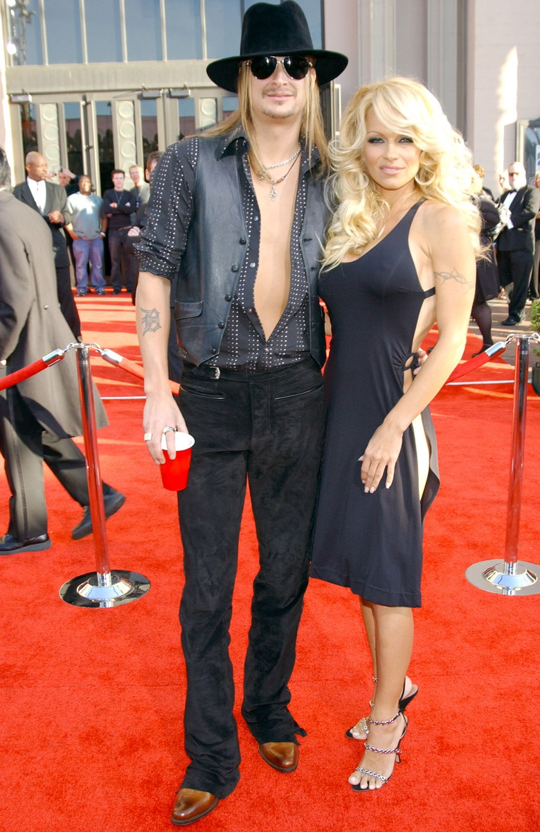 Kid Rock & Pamela Anderson, 2003