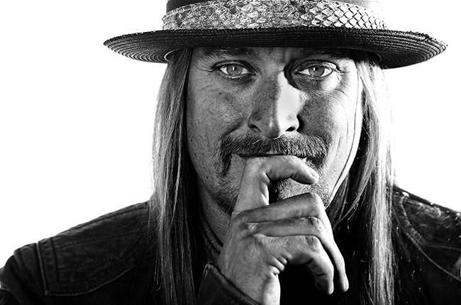 kid rock portrait 2012