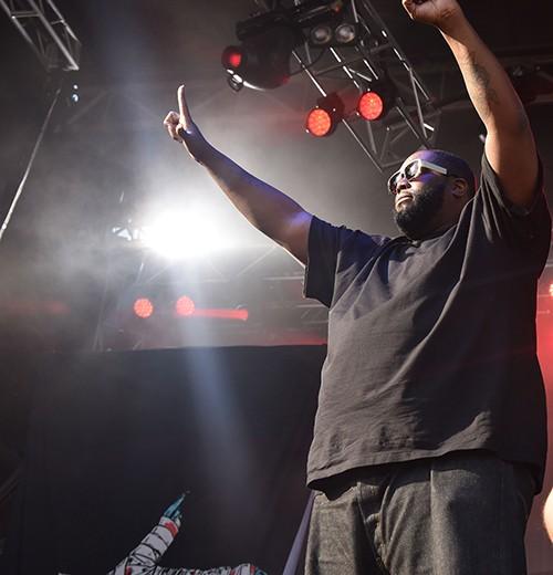 Killer Mike at Austin City Limits Music Festival