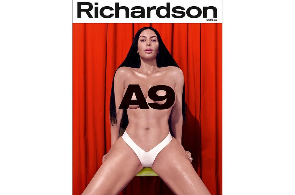 Kim Kardashian Richardson A9
