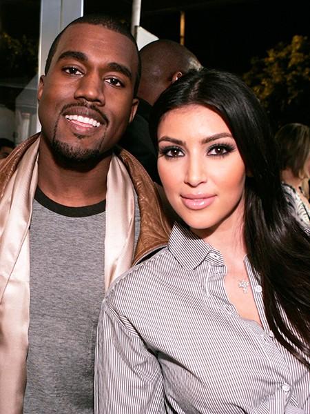 kim kardashian kanye west 2007