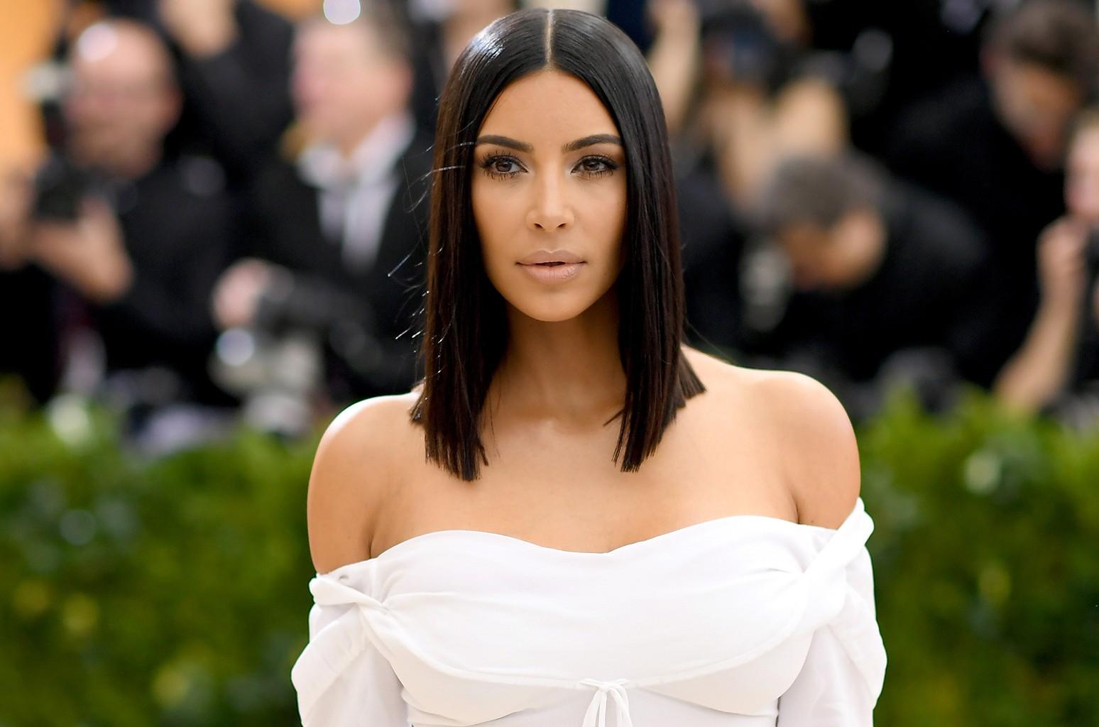 Kim Kardashian, 2017